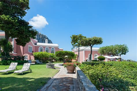 villa bismark  extraordinarily unique location  capri  capri italy  sale  jamesedition