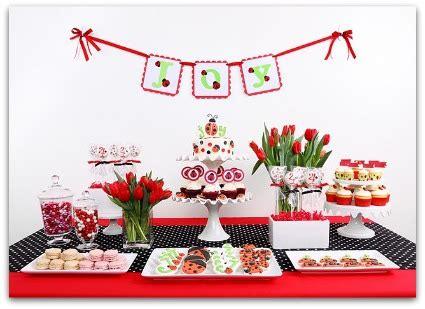 Ladybug Baby Shower by Ladybug Baby Shower Ideas Decorations And Supplies