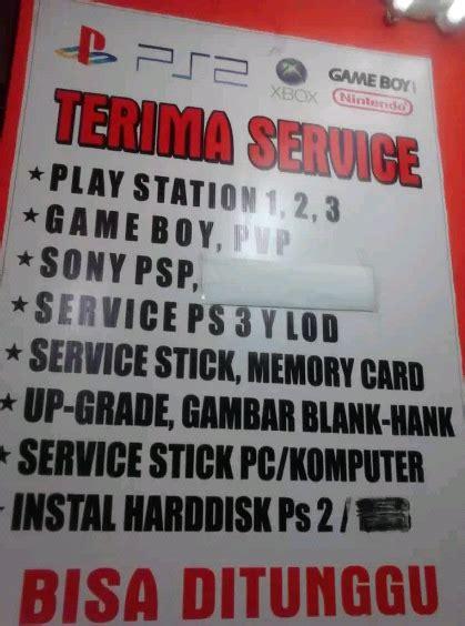 Jasa Pasang Hardisk Ps2 jasa service ps1 ps one ps2 ps3 psp siap antar jemput