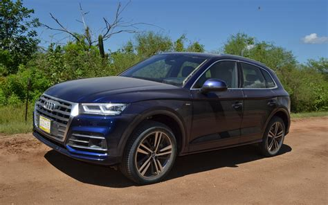 2018 audi q5 driven and tested on audimoncton
