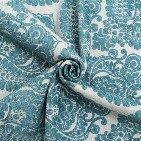 upholstery fabric weight heavy weight velvet floral chenille damask dfs cushion