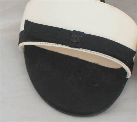 Heels Beautiful Ribbon Black Rk290 chanel ivory lambskin heels w black ribbon