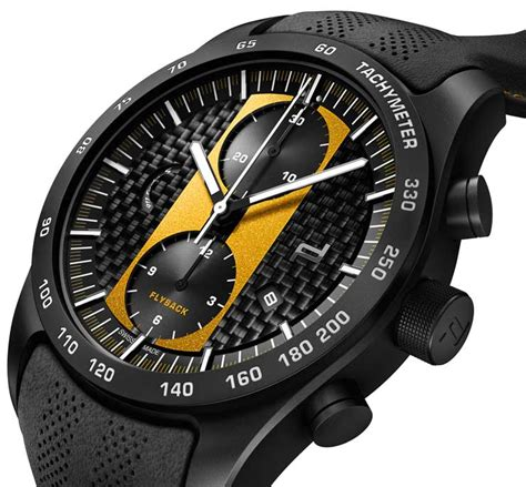 Porsche Design Uhr by Porsche Design Chronograph 911 Turbo S Exclusive Series