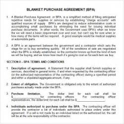 purchase order agreement template doc 600730 purchase order agreement template sle