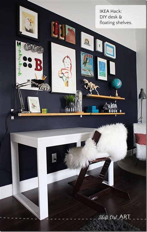 Hack Desk Shelf by Feature Friday Shift Ctrl Southern Hospitality