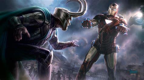 epic film fail iron man 2 iron man comics concept art the avengers loki armored suit
