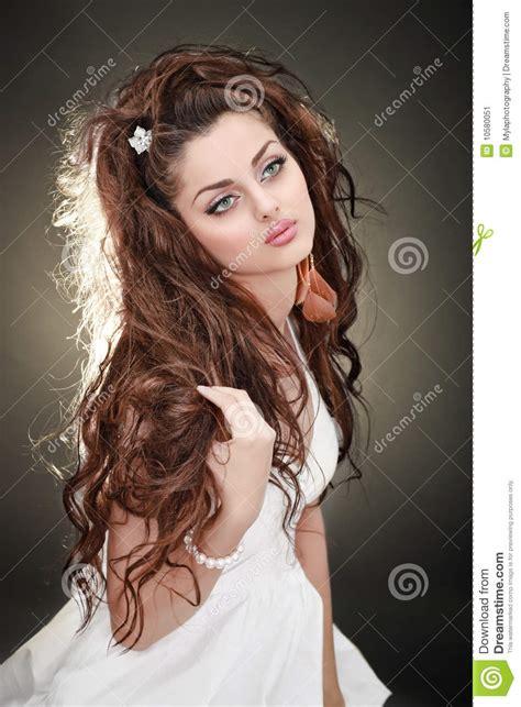 models hair stock photo image hair model stock image image 10580051