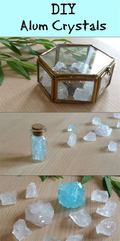 crystal ls for bedroom 25 best ideas about alum crystals on pinterest grow