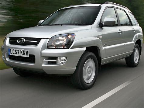 Kia 2004 Review Kia Sportage 4x4 Review 2004 2010 Auto Express