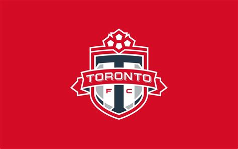 red hill design toronto mls toronto fc logo red wallpaper 2018 in soccer