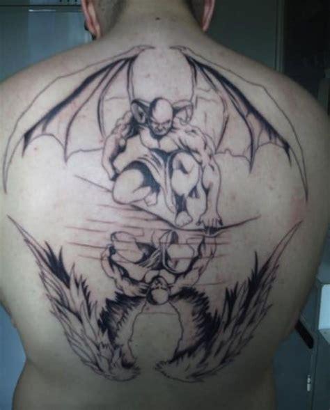 tattoo back evil evil tattoo images designs