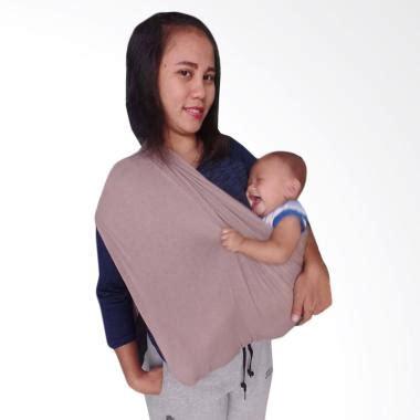 Gendongan Kaos Geos Bians Salur Size L Diskon gendongan bayi depan geos bians jual produk terbaru