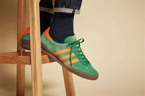 Adidas Og Pack Collegiate Royal Solar Gum Dublin Colourway adidas originals og pack sneakers cartel