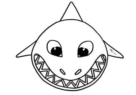 Hai Vorlagen by Ausmalbilder Hai Kostenlos Malvorlagen Zum Ausdrucken