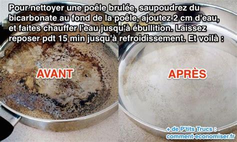 Comment Nettoyer Une Cocotte En Fonte Brulée by Le Secret Pour Nettoyer Une Po 234 Le Br 251 L 233 E Avec Du Bicarbonate