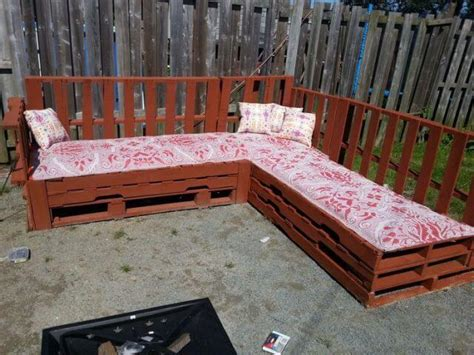 outdoor pallet sofa top 30 diy pallet sofa ideas 101 pallets