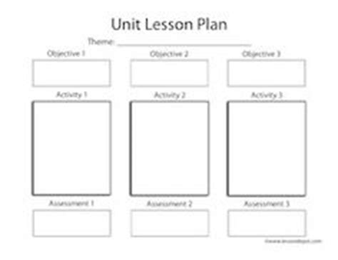 unit calendar template weekly lesson plan format page 2 new calendar template site