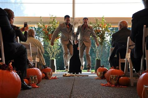 Wedding Ceremony Jumping The Broom by Jumping The Broom Wedding Ceremony Rituals And Add Ons