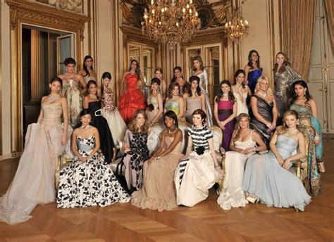 lady oscar le bal lebanese fashion bal crillon des debutantes 2009
