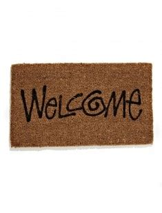 Stussy Welcome Mat by Stussy Livin General Store
