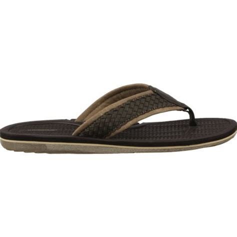 comfort thong sandals o rageous 174 men s woven comfort thong sandals academy