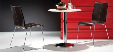sedia kuadra sedia ristorante modello kuadra in multistrato o rovere