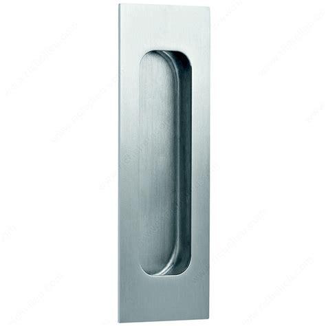 Flush Door Handles by Rectangular Concealed Flush Handle Richelieu Hardware