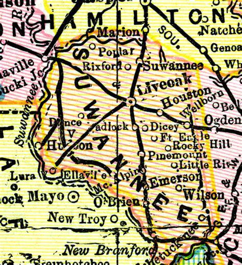 Suwannee County Search Suwannee County 1898