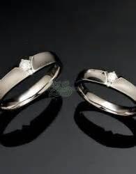 Cincin Kawin Nikah Tunangan Dhenis Silver 16 pusat cincin kawin perak palladium emas zlata silver