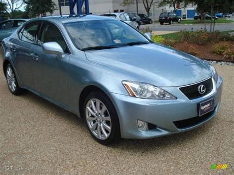 lexus blue color 2007 breakwater blue metallic lexus is 250 awd 18998382