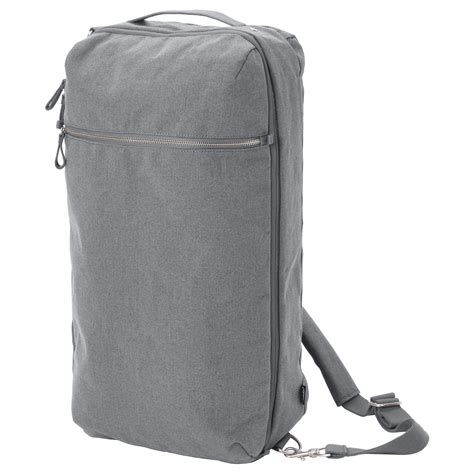 ikea backpack f 214 renkla backpack light grey 34 l ikea