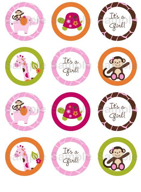 free printable zebra print cupcake toppers 9 best images of printable animal cupcake toppers free