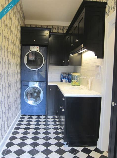 narrow cabinet between washer and dryer this layout might work for laundry room laundry room