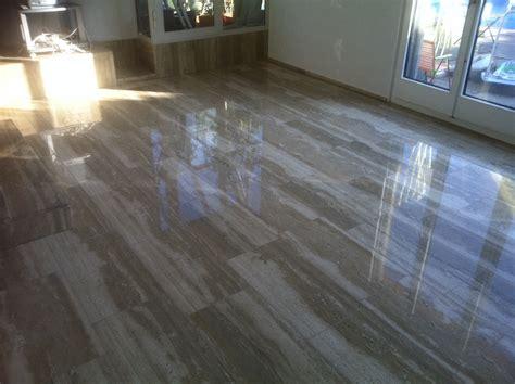 wasserglas estrich alter marmor neuer glanz marmorboden reinigen schleifen
