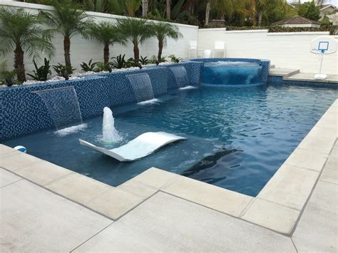 contemporary pool design home design