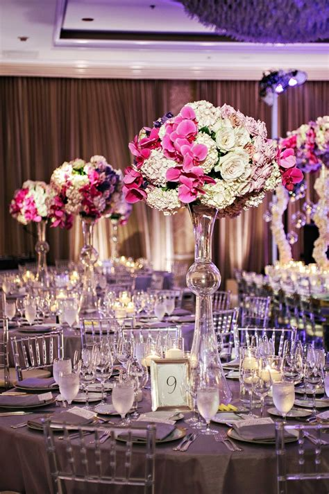 orchids wedding centerpieces reception d 233 cor photos hydrangea orchid