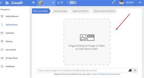 cara membuat instagram lewat computer cara upload foto video di instagram lewat pc laptop terbaru