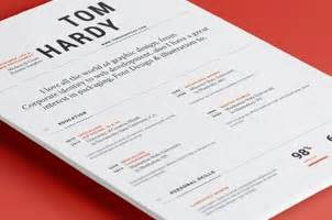 Simple Resume Template Vol 7 by Premium Free Design And Web Resources Pixeden