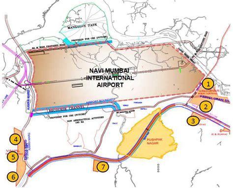 cidco layout plan karanjade civil engineering consultants aakar abhinav mumbai