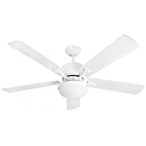 white ceiling fan with light and remote casablanca