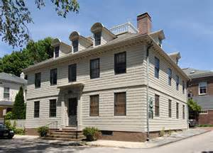 historic houses newport restoration foundation