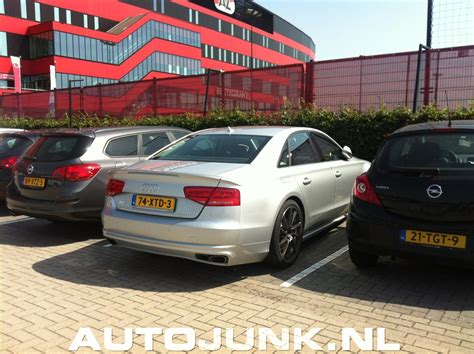 Audi A8 Getunt by Audi A8 Tuned By Abt As8 Foto S 187 Autojunk Nl 79955