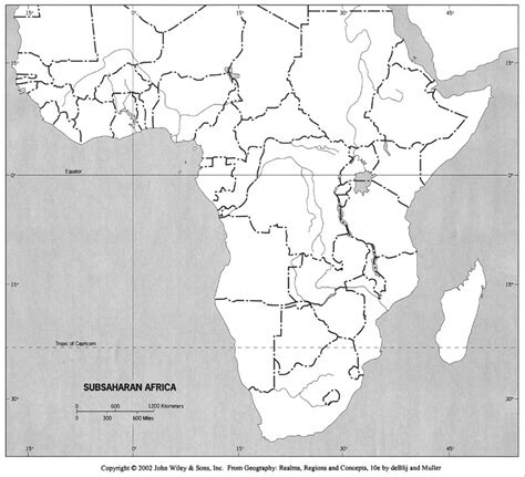 africa map blank quiz blank physical map of africa