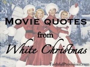 bing crosby white christmas  quotes quotesgram