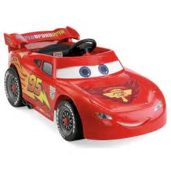 Lightning Mcqueen Car For Toddlers Lightning Mcqueen Power Wheels