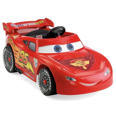 Mcqueen For by Lightning Mcqueen Power Wheels