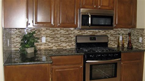easy kitchen backsplash kitchen backsplash ideas on a budget kenangorgun