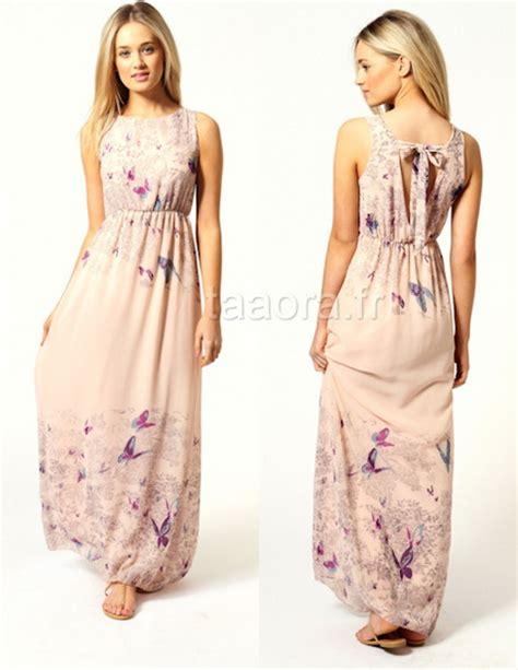 Style Boheme Chic Robe - robe longue boheme