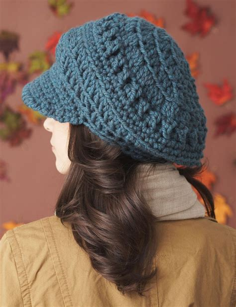 peaked cap knitting pattern 111 best images about crochet hats and beanies on