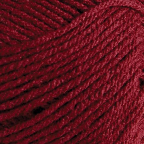 Maroon The Things all things you essential solid acrylic yarn burgundy